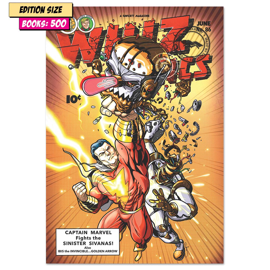Book - WHIZ COMICS #86: REPRINT