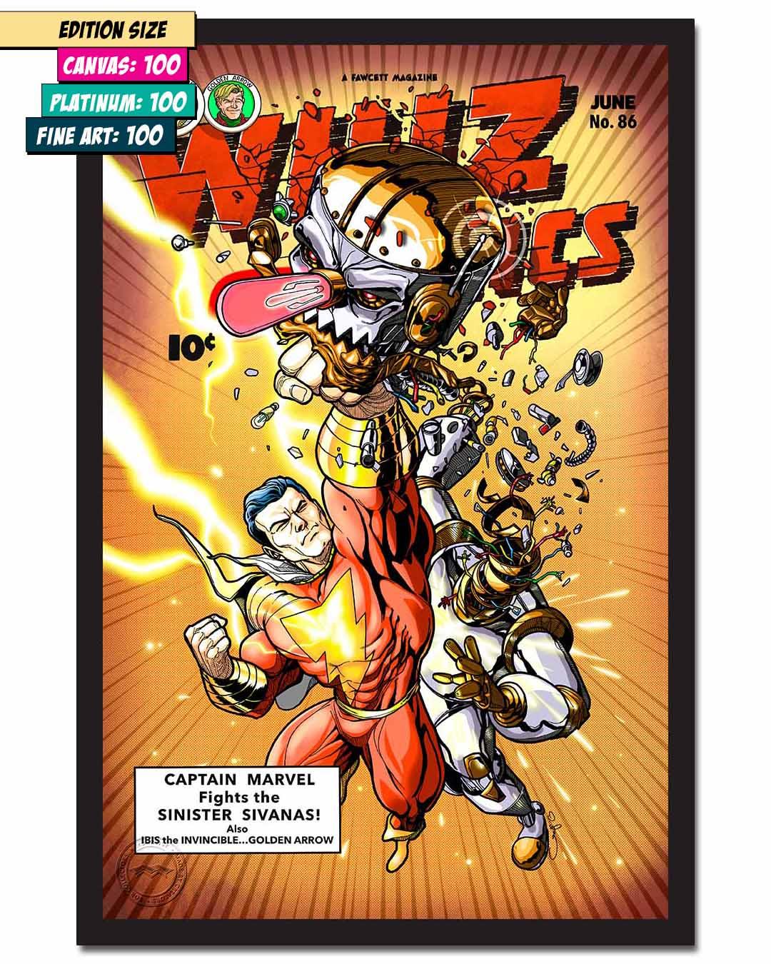 WHIZ COMICS #86: RECREATION